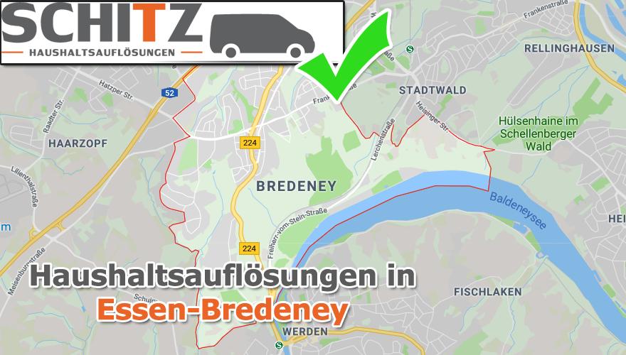 Haushaltsauflösung Bredeney
